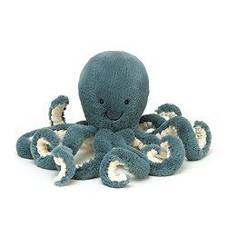 Peluche Jellycat Storm Le Poulpe – Storm Octopus - Little STL2OC 23cm