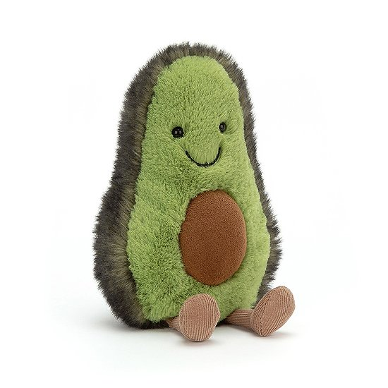 Peluche Jellycat Avocat - Amuseable Avocado small - A6A