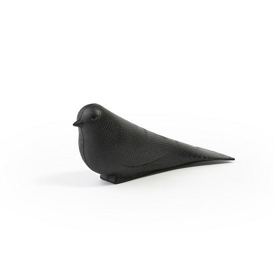 Cale porte Colombe noir - Qualy Design
