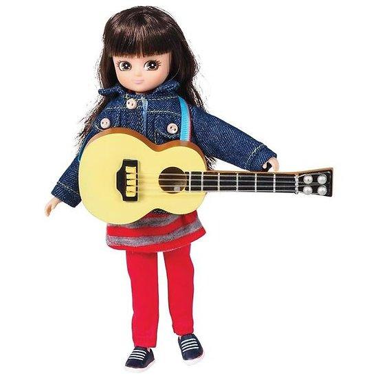 Poupée Lottie - Musicienne