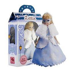 Poupée Lottie - Reine des Neiges