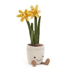 Peluche Jellycat Daffodil - Amuseable Daffodil - A2D 30 cm