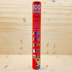 Poster à gratter - Les 100 choses à faire dans sa vie
