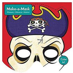 Fabrique ton masque - Pirates