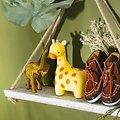 Petite veilleuse girafe - Sass and Belle