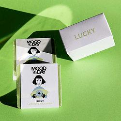 Lot de 3 savons naturels vert Lucky - Lavande et Eucalyptus - The Cool Projects