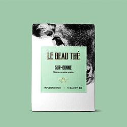 Sur bonne - Infusion détoxifiante de caractère bio - Girafe - Made in France