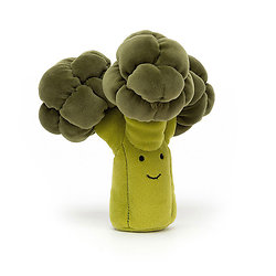 Peluche Jellycat Légume Broccoli – Vivacious Vegetable Broccoli - VV6B 17cm