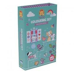 Kit créatif de coloriage - Détail délicat