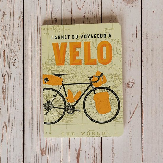Carnet du voyageur à vélo