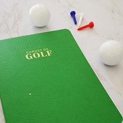 Carnet de golf