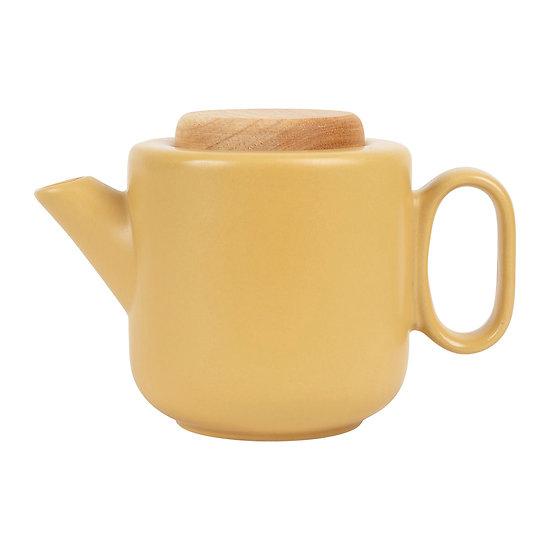 Théière avec filtre Baltika Jaune moutarde - 1 Litre