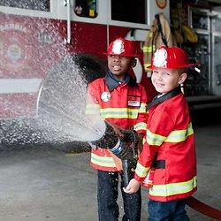 Deguisement pompier enfant 5/6 ans
