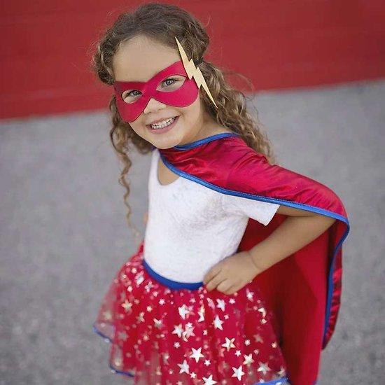 Deguisement fille superheros