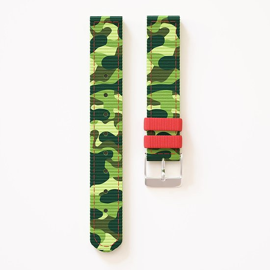 Bracelet interchangeable Twistiti Jungle Camo