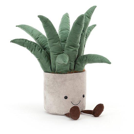 Peluche Jellycat Aloe Vera – Amuseable Aloe Vera Big - A2AV 45cm