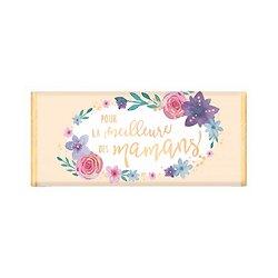 Tablette chocolat cadeau BIO - Pour la meilleure des mamans