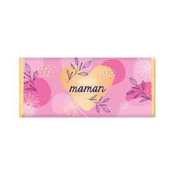 Tablette chocolat cadeau BIO - Meilleure maman