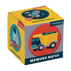 Mini Memory - Transports - 24 pièces