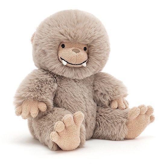 Peluche Jellycat Big Foot – Bo Bigfoot – BO2BF 32 cm