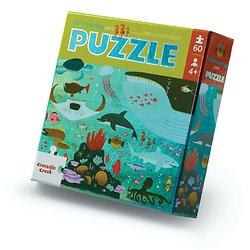 Puzzle 60 pièces - Shimmering Sea / Mer scintillante