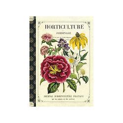 Cahier imagier - Horticulture / Gwenaëlle Trolez Créations