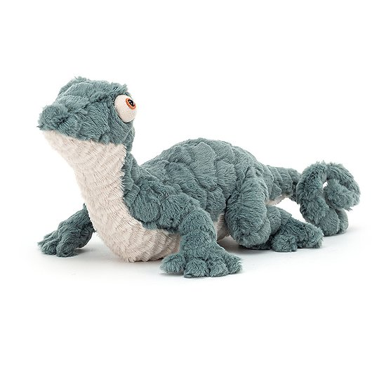 Peluche Jellycat Lézard - Gorka Gecko - GORG2G 36 cm