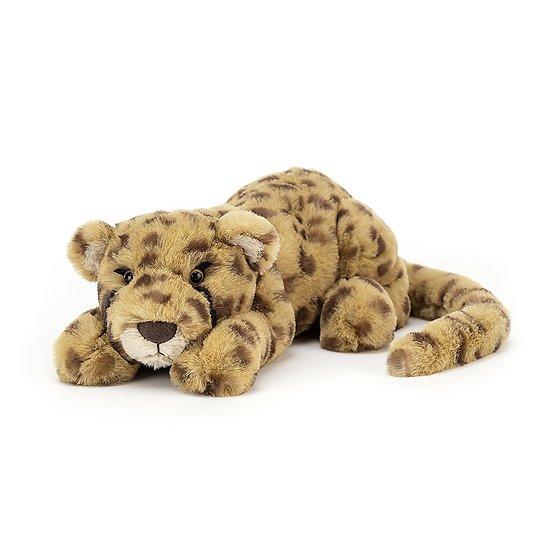 Peluche Jellycat Guépard – Charley Cheetah– Little CHAR4C 8x29cm