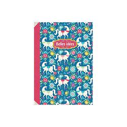 Cahier mes belles idées - Gwenaëlle Trolez Créations