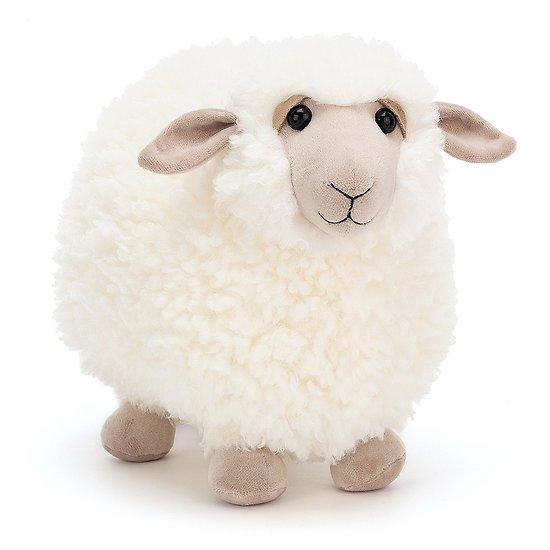 Peluche Jellycat Mouton – Rolbie Sheep Black – Large ROL2SB 28cm