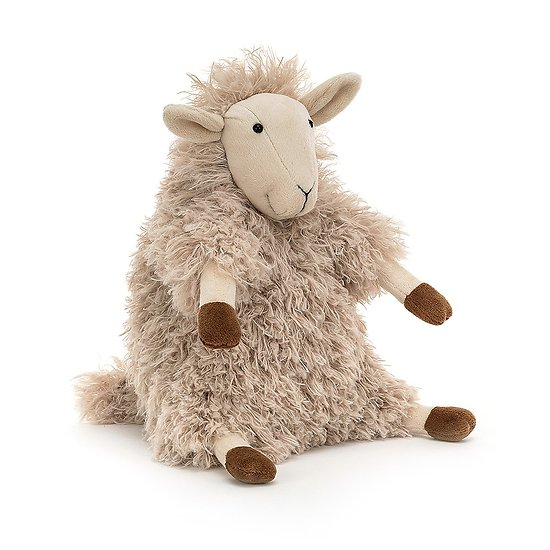 Peluche Jellycat Mouton – Sherri Sheep – SHE3S 22cm