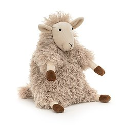 Peluche Jellycat Mouton – Sherri Sheep – SHE3S 22cm