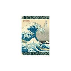 Carnet à Mots de passe Hokusaï - Gwenaëlle Trolez Créations