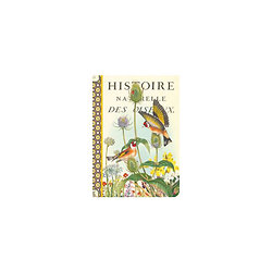 Carnet de notes Chardonnerets - Gwenaëlle Trolez Créations