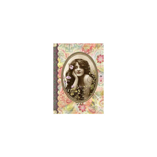 Carnet de notes Jeanne - Gwenaëlle Trolez Créations