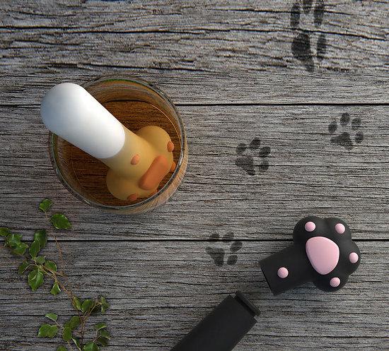 Infuseur à Thé Patte de chat