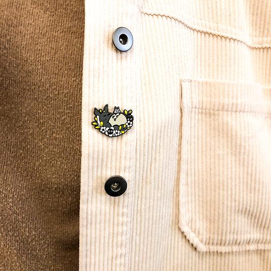 Pin's original - Totoro