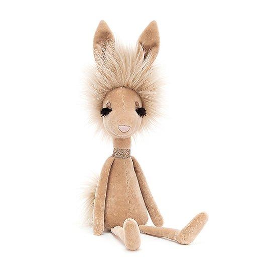 Peluche Jellycat Lièvre – Swellegant Vivien Hare – SWE2VIV - 35cm
