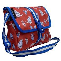 Petit sac besace Tigres et fauves - Caramel & Cie