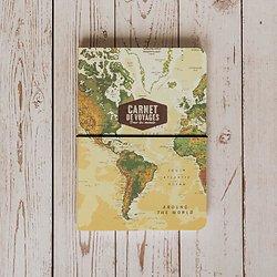 Carnet de Voyages - Tour du Monde