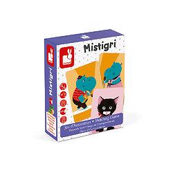 Mistigri - Jeux d'association