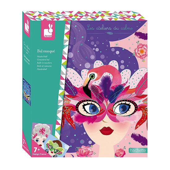 Loisirs créatifs - Les masques du bal masqué