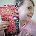 Boucles d'oreille autocollantes Super Heros - Lot de 30 paires