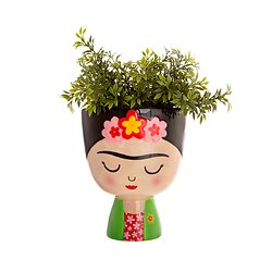 Cache Pot Frida Kahlo