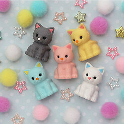 Gomme Iwako Petit chat