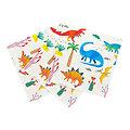 Serviette en papier Dinosaures - Lot de 20