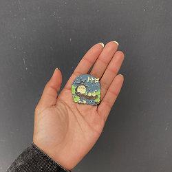 Pin's original Totoro Jardin