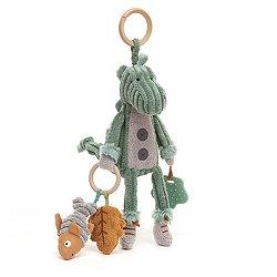 Jouet bébé Jellycat - Cordy Roy Dino - Activity Toy - SRA2D