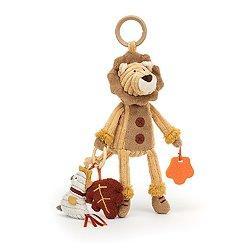 Jouet bébé Jellycat - Cordy Roy Lion - Activity Toy - SRA2L