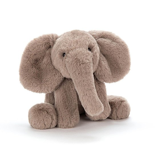 Peluche Jellycat Elephant – Smudge Elephant – SMG2EL - 34cm
